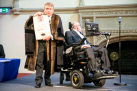 Prof. S. Hawking Honorary Freedom of London