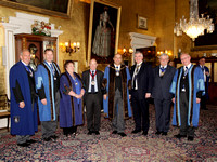 Visiting Masters Lunch 15/05/14