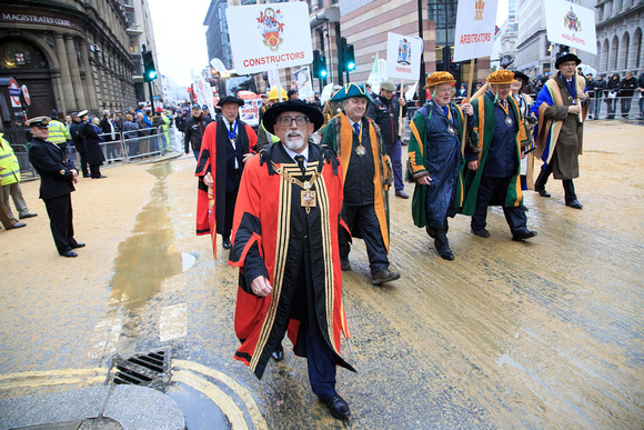 Lord Mayors Show 2016 1913