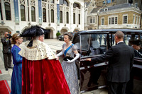 2. Princess Royal Arrival